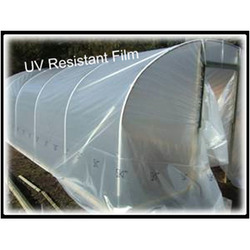 uv resistant polythene film
