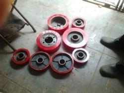 Cast PU Wheels