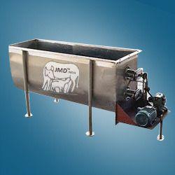 milk can scrubber machine
