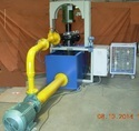 Comp. Kaplan Turbine Test Rig with Swinging Field Alterneter