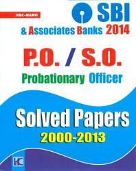 SBI Associates Banks Solved Papers