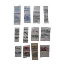 Garment Wash Care Labels