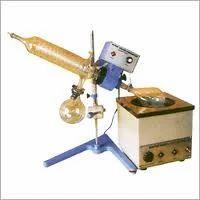 Rotary Vacuum Evaporator Apparatus