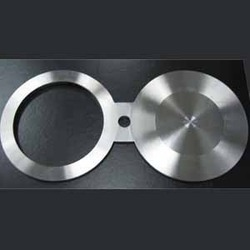 SS Spectacle Blind Flange