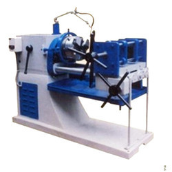 bolt cum pipe threading machine pillar type