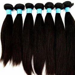 natural virgin straight hair