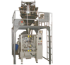 Automatic Economical Vertical Pouch Packing Machine with Combinational Weigh  Filler