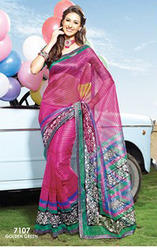 Admirable Charming Printed Designer Sarees