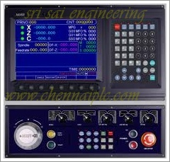 Economic CNC Lathe Controller