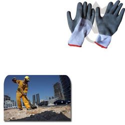 Hand Gloves for Construction Industry