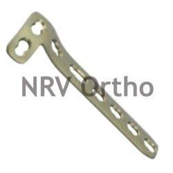 L Buttress Locking Plate 4.5mm/5.0mm (L/R)