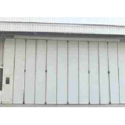 non insulated folding door