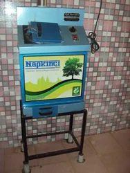 Sanitary Napkin Burner Machine