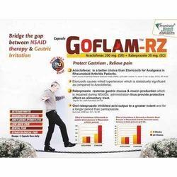 Aceclofenac 200 mg Rabeprazole 20 mg