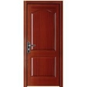 Galaxy Wooden Door