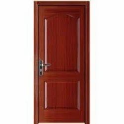 Galaxy Wooden Door