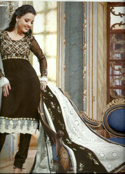 A Line Salwar Suits