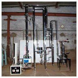 Laboratory Fractionating Column