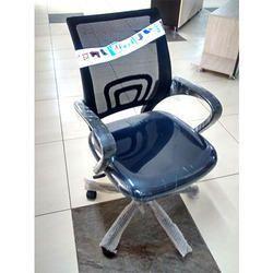 Unique Mesh Revolving Chairs