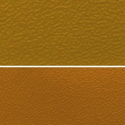 Gold Artificial Leather Cloth