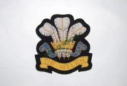Welch Regiment Blazer Badge