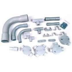 pvc pipes and accessories pvc pipes accessories manufacturer from rh indiamart com electrical conduit wiring materials Home Wiring Conduit