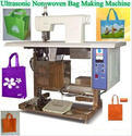 Ultrasonic Non Woven Bag Making Machine