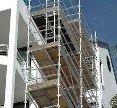 Aluminium Scaffolding for Access & High Rises