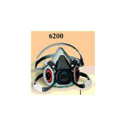 Half Face Mask-3M6200 Without Cartridge