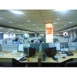 Call Center Interior