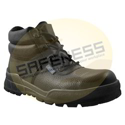 Ecotix High Ankle Safety Shoes