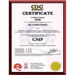 GMP Certification