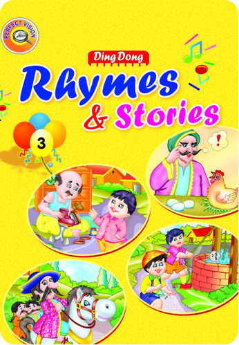 Nursery Rhymes Story Books