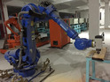 Robotic CNC Router