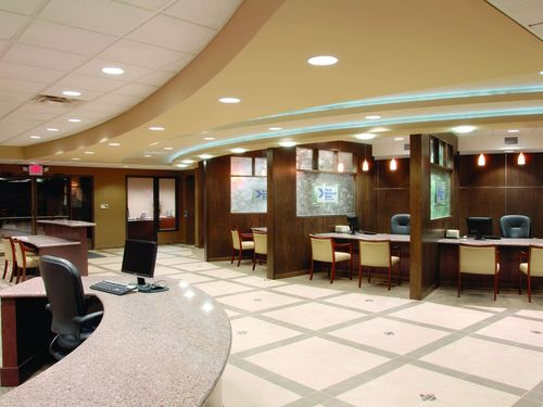 Beautiful Bank Interior Design Ideas Contemporary Interior . Download ...