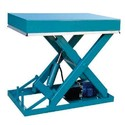 Stationery Scissor Lift Tables