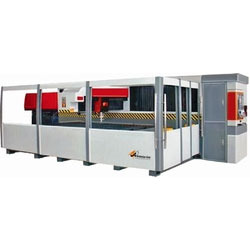 M.S Sheet Laser Cutting Machine