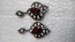Beautiful Polki Earring