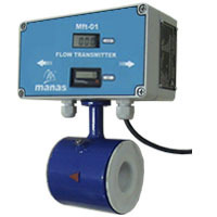 water type electromagnetic flowmeter