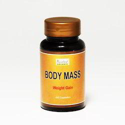 Body Mass 1000 Weight Gain Capsules