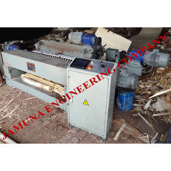 Spindleless Log Peeling Lathe Machine