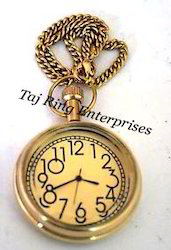 Stylish Nautical Pocket Watch