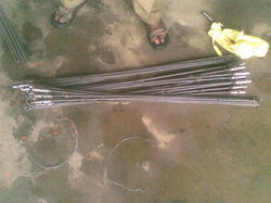 Sewer Cleaning Rod