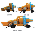 Fully Automatic Reverse Drum Batching Plant
