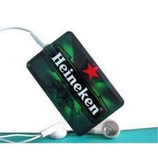 Promotional Card MP3 Player
