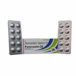 Fenovastin 20 Tablets