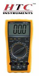 Digital Multimeter - HTC