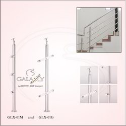 Stainless Steel Round Baluster