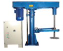 High-Speed Disperser with Cover