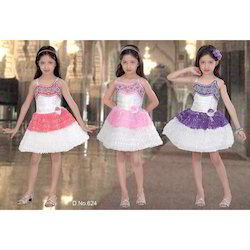 Girls Short Frocks